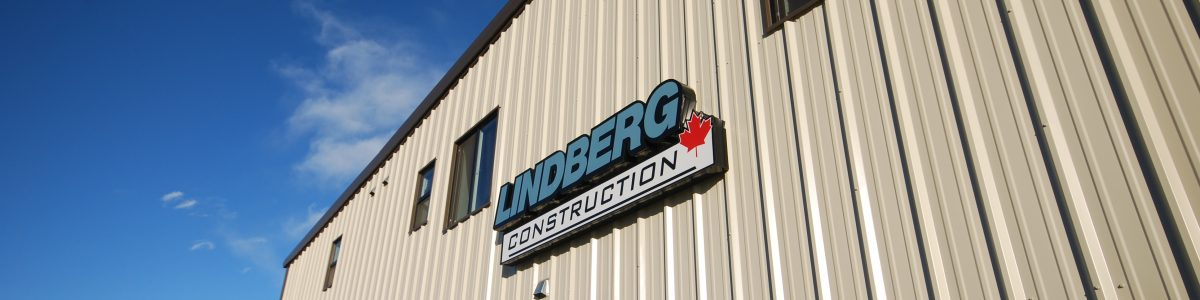 Picture of Lindberg Construction Shop in Dawson Creek, BC