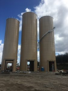 Field Erected Tanks for the Oil and Gas Industry